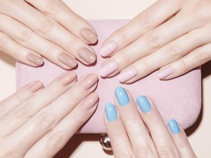 Firstly Choose A Neutral Nail Polish That Compliments Your Skin By Matching It To Foundation Try On Find The Right Match