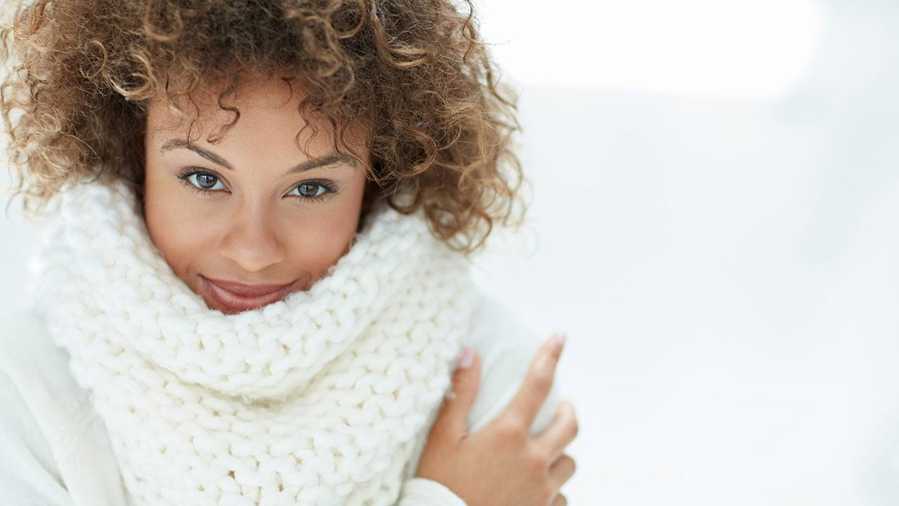 Winter skin header