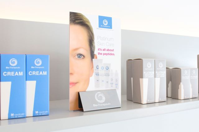 BT Products on Shelf