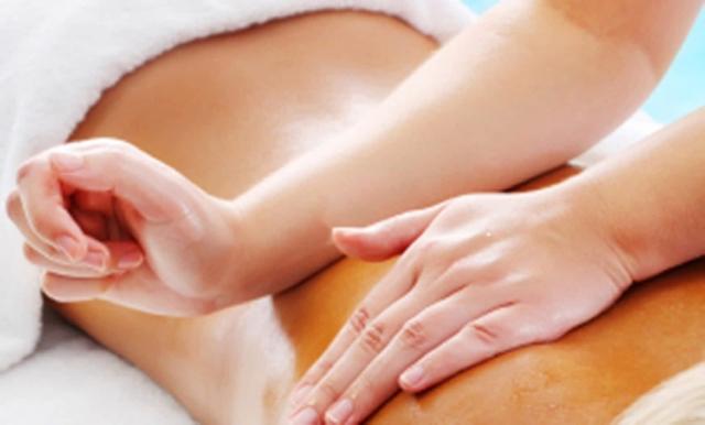 Stripping deep tissue massage
